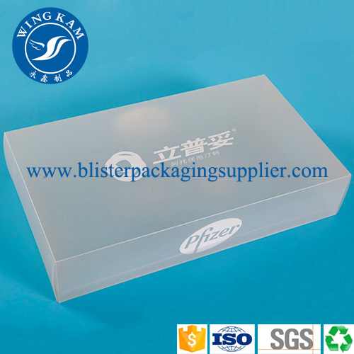 Milky White Rectangle Packaging With Logo Or Not