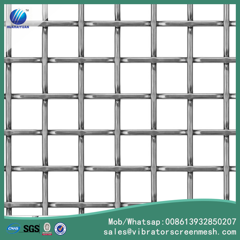 Square Woven Wire Cloth