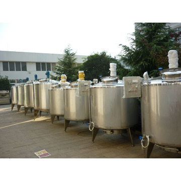 Mixing Tank Used in Food and Beverage