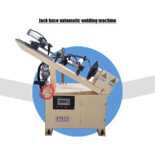 High precision scaffolding jack base welding machine