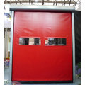 Fast PVC Auto-recovery Zipper Self-repair Door