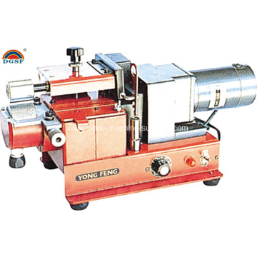 Professional High Quality for Leather Belt Making Machine,Leather Belt Cutting Machine,Leather Sewing Machine Manufacturers and Suppliers in China Leather Belt Edge Gluing Machine YF-18 supply to United States Supplier