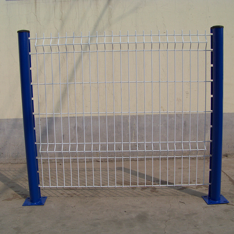 Powder Coated Bending Metal Welded Wire Fence