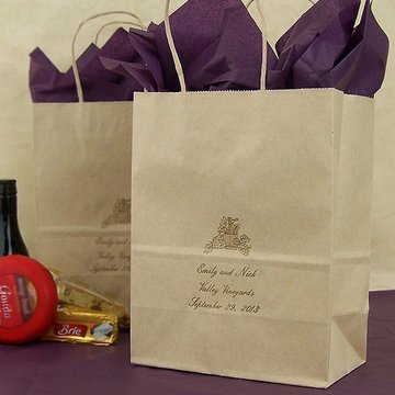 Custom food grade paper bags for sale