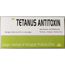 Best Quality for Tetanus Antitoxin Injection Tetanus Antitoxin Injection 5000IU for Human supply to Armenia Factory