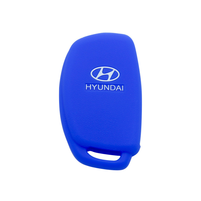 With Hyundai Logo Key Case