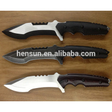 Custom G10 Handle Hunting Fixed Blade Knife