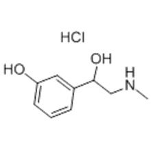 DL-Phenylephrine hydrochloride CAS 154-86-9