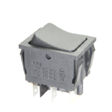 Rocker Switch with Terminals Screws