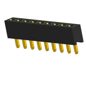 2.54mm Single Row Straight Type Connectors