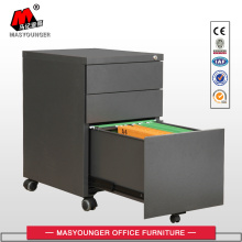 Hot sale Factory for Mobile Pedestal 3 Drawer Files Storage Metal Mobile Pedestal export to Singapore Suppliers