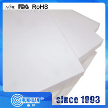 ODM for 100% Pure PTFE Sheet PTFE Moulded Plastic Sheet Teflon Plastic Sheet supply to Kuwait Factory