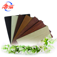 High Quality for for Commercial Bamboo Plywood Decorative High Pressure Laminate sheet HPL supply to South Korea Supplier