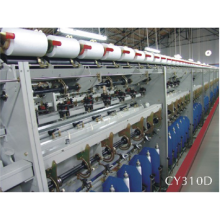 High Efficiency Factory for False Twister Heat Setting and Elasticizer Two-for-one Twisting Machine supply to Bermuda Suppliers