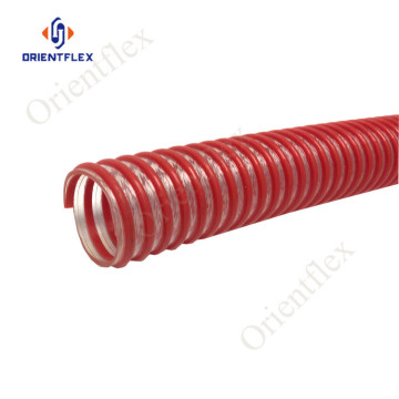 pvc flexible screw suction water hose