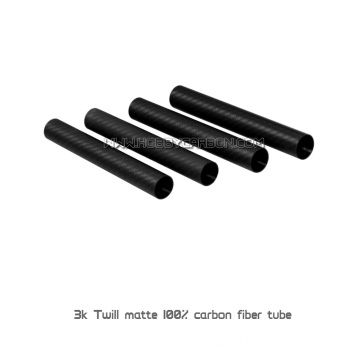 I-3K Carbon Fiber Tubes and Sleeves