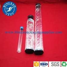 Clear Plastic Tube for Hair Extension Extrusion Tube