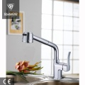 Professional Monobloc Pullout Spray Kitchen Mixer Tap