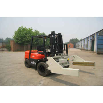 3 tons Block Clamp Diesel Forklift CPCD30FR