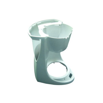 Automatic coffee machine plastic mould
