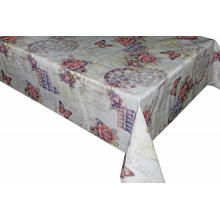 Pvc Printed fitted table covers Oliver B