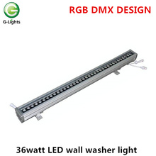 Customized for China Manufacturer of Indoor Wall Washer, Led Christmas Wall Washer, Led Light Wall Washer DMX RGB 36Watt LED Wall Washer Light export to Portugal Factories