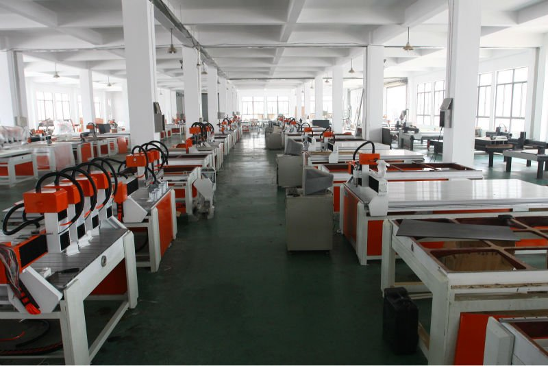 cnc engraving machine factory