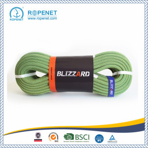 OEM manufacturer custom for Dynamic Rope 10.5mm Climbing Rope Technique 2017 supply to Grenada Wholesale