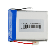 3800mAh Lipo Battery For Tablet (LP5X6T8)