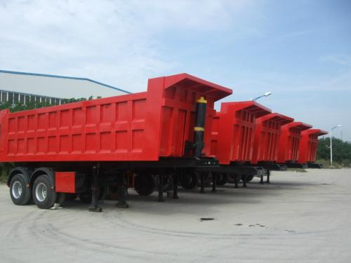 Dumper Semi Trailer