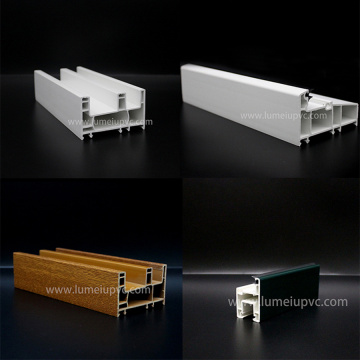 Plastic uPVC Profiles For Window