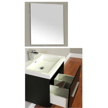 New Design Bathroom Cabinet With Mirror