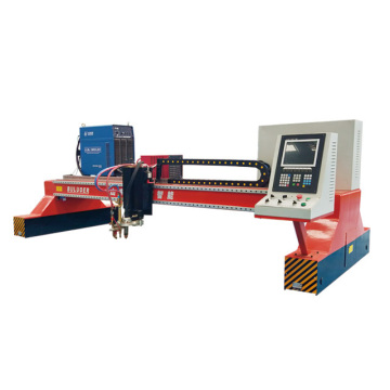 Double plasma Gantry Sheet Metal CNC Cutting Machine
