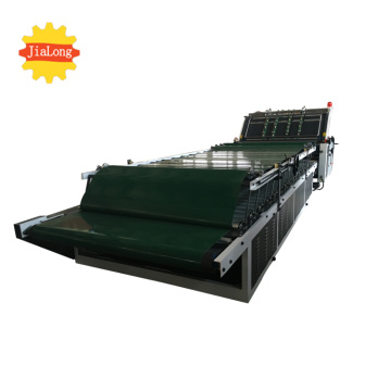 Corrugated cardboard automatic flute laminating machine
