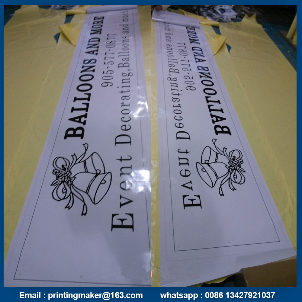 Custom Cheap Vinyl Banner Signs Printing