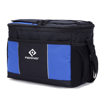 Picknick Insulated Cooler Lunch Bag mit Flaschenhalter