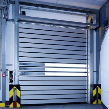 Automatic Turbo High Speed Roller Shutter Spiral Door