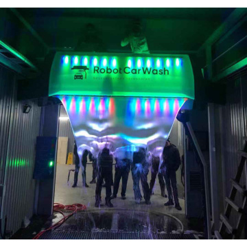 Laserwash 360 Automatic car wash near my location