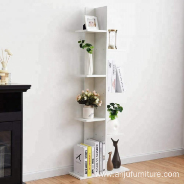 Wodd  MDF standing flower pot shelf