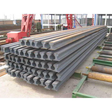 Light steel rail 30kg train rail