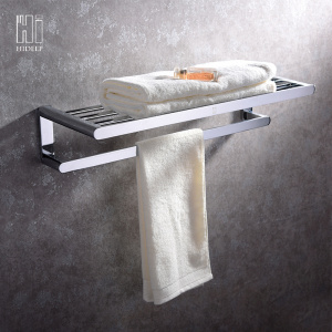 HIDEEP Bathroom Accessories Full Copper Towel Rack