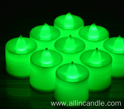Small Tea Light LED Candle Hot Sale