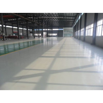 Workshop semi-matte wear-resistant epoxy self-leveling