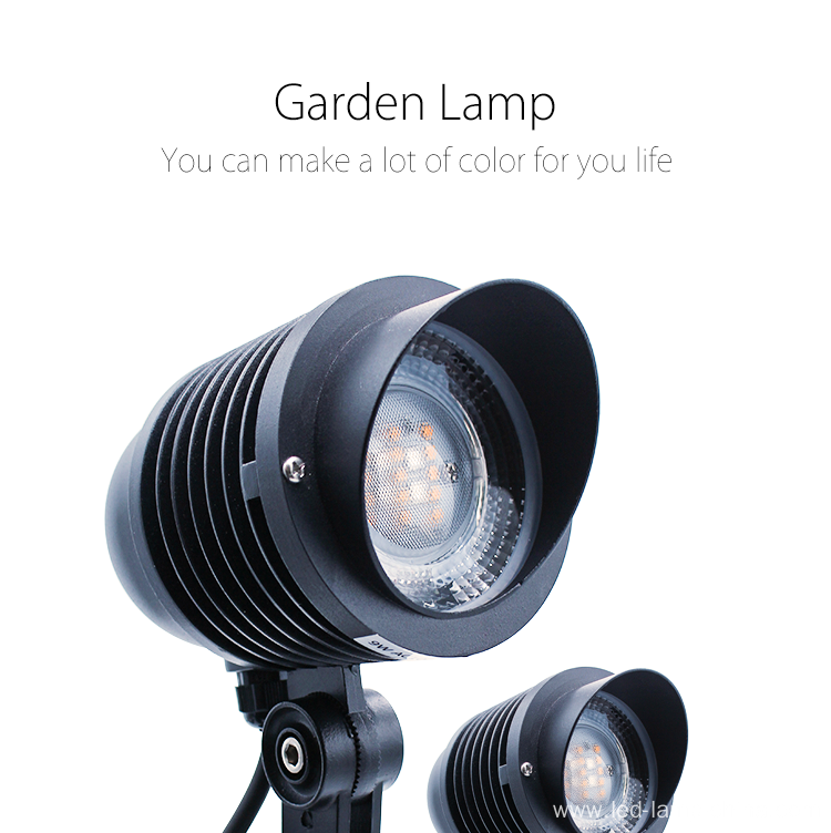remote control garden lights