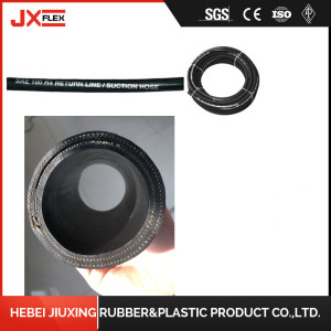 3 Inch 10 Meters Oil Suction Hose