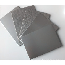 decorative material galvanized steel composite panel