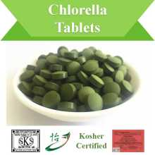 Kosher Certified Nutritional Supplement Chlorella Tablets