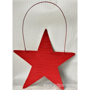Christmas Easter Five Star Ornament