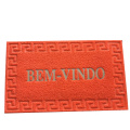 No smell thick design plastic spaghetti mats