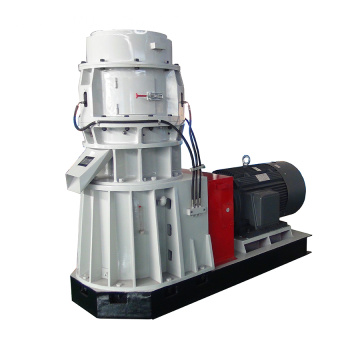 Yulong skj300  Wood sawdust  pellet mill